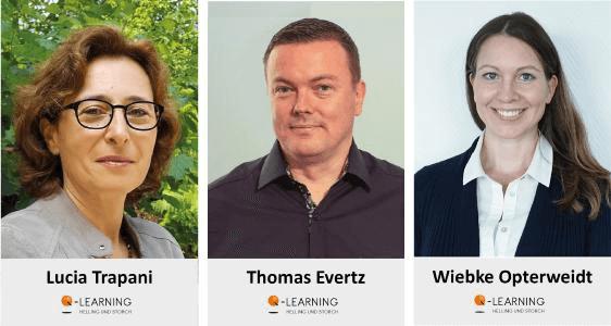 Q-LEARNING neue Mitarbeiter August 2019
