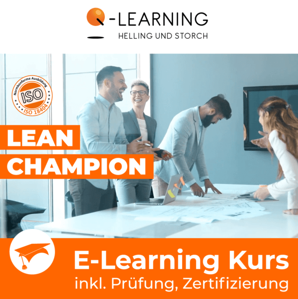 LEAN CHAMPION E-Learning