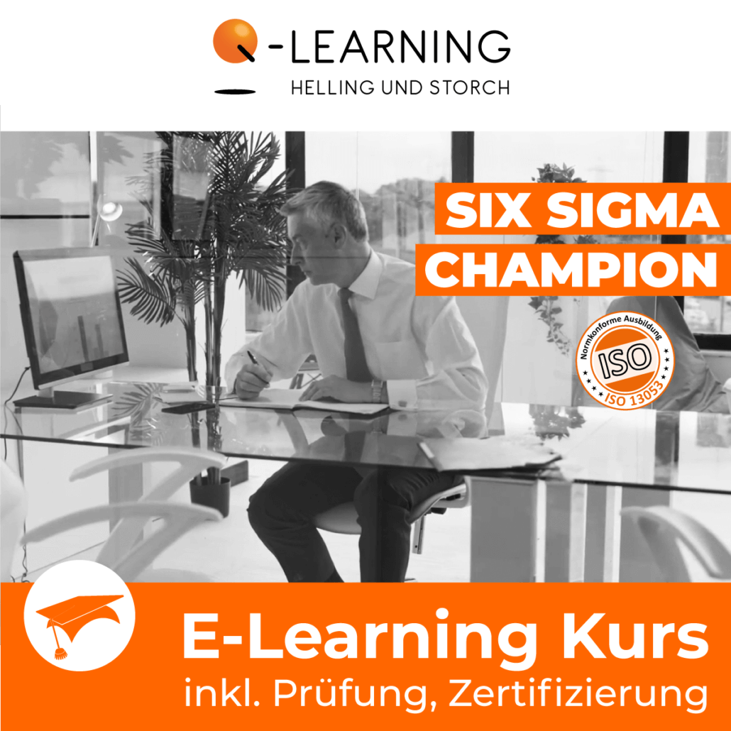SIX SIGMA CHAMPION E-Learning