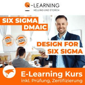 DFSS + SIX SIGMA BLACK BELT E-Learning