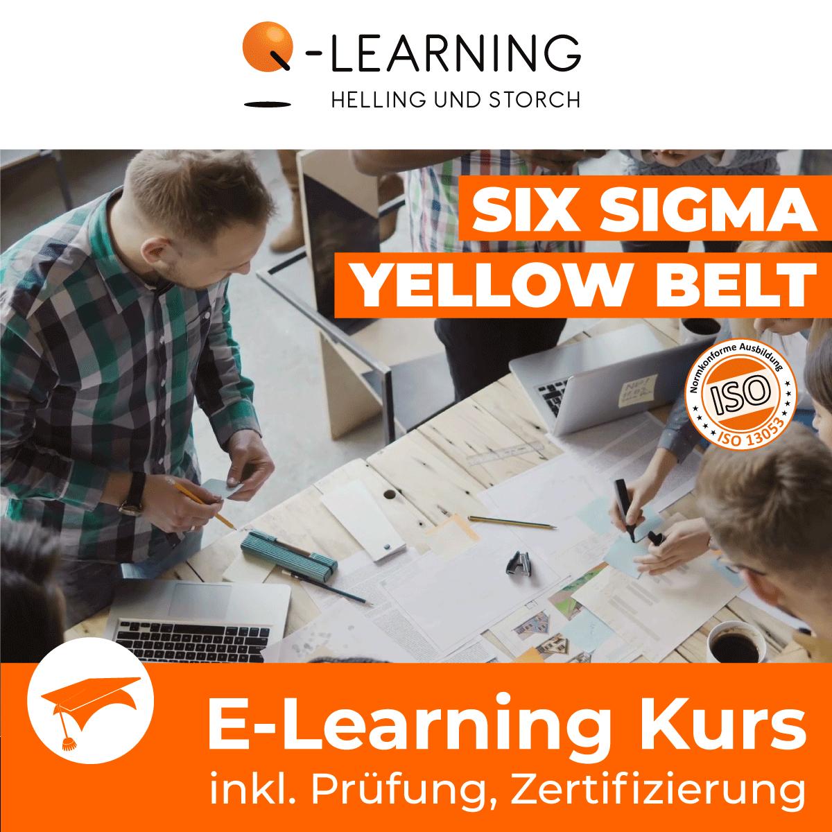 SIX SIGMA YELLWO BELT E-Learning