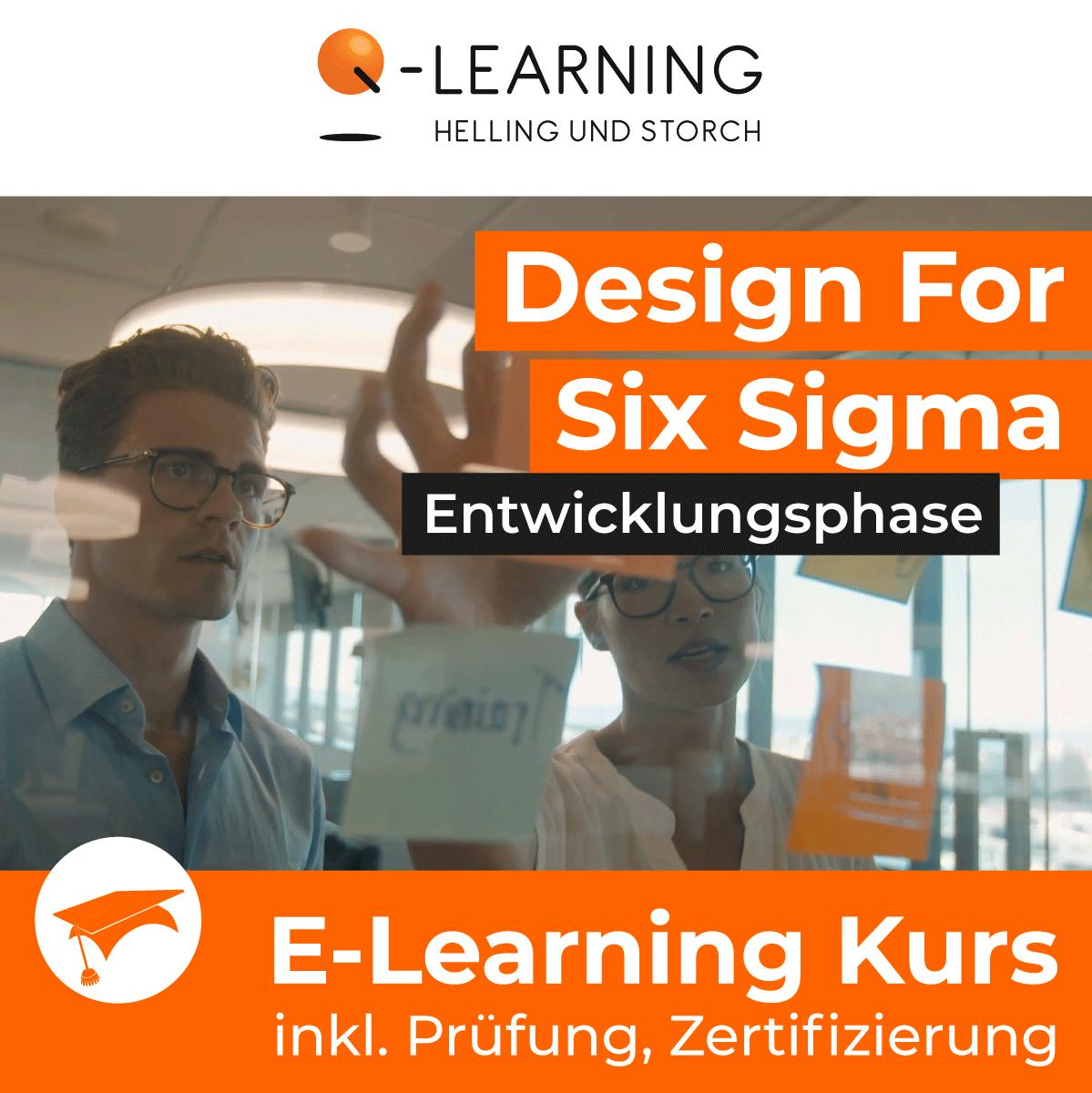 Produktbild DFSS BLACK BELT ENTWICKLUNG E-Learning Kurs