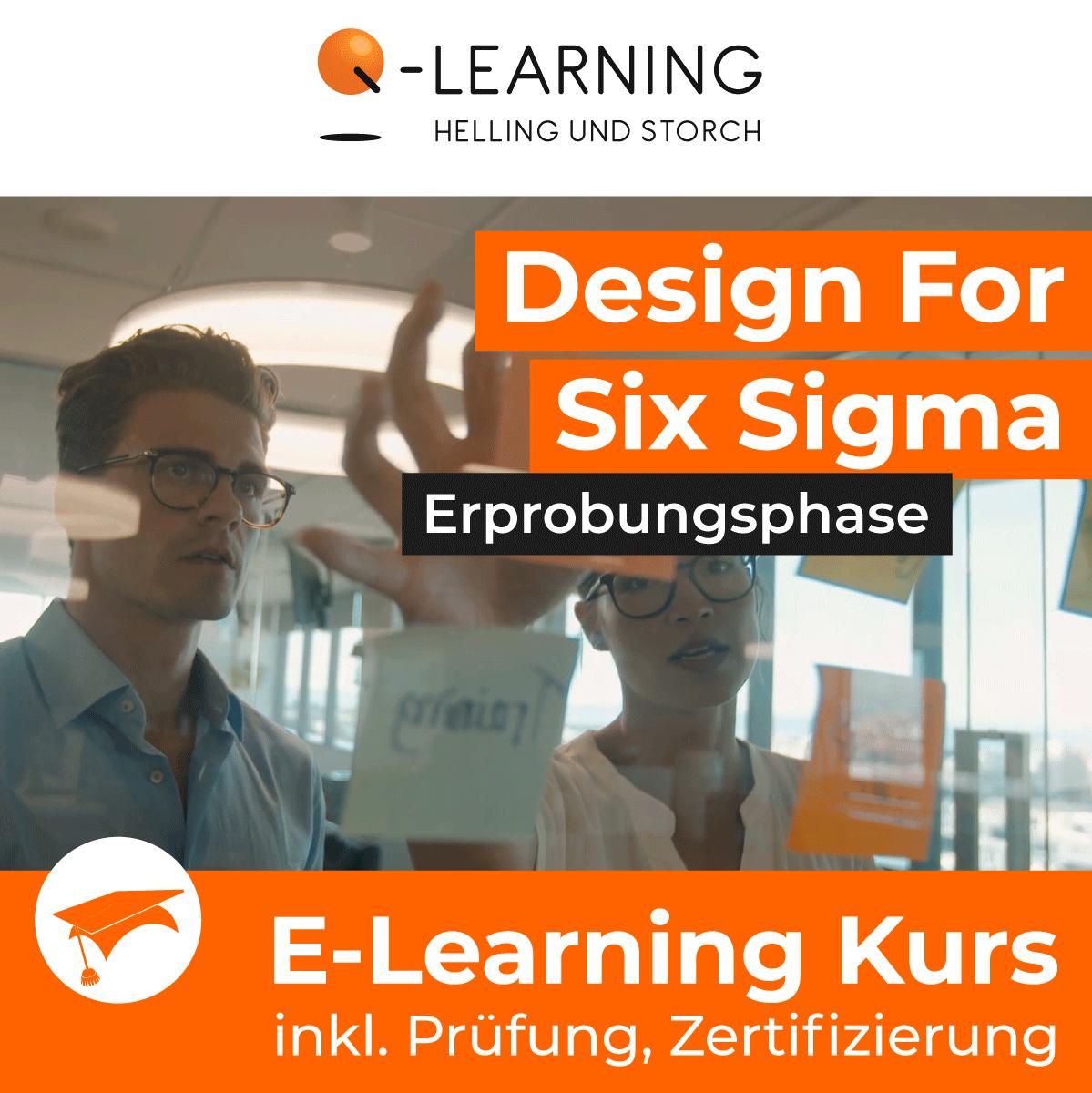 Produktbild DFSS BLACK BELT ERPROBUNG E-Learning Kurs