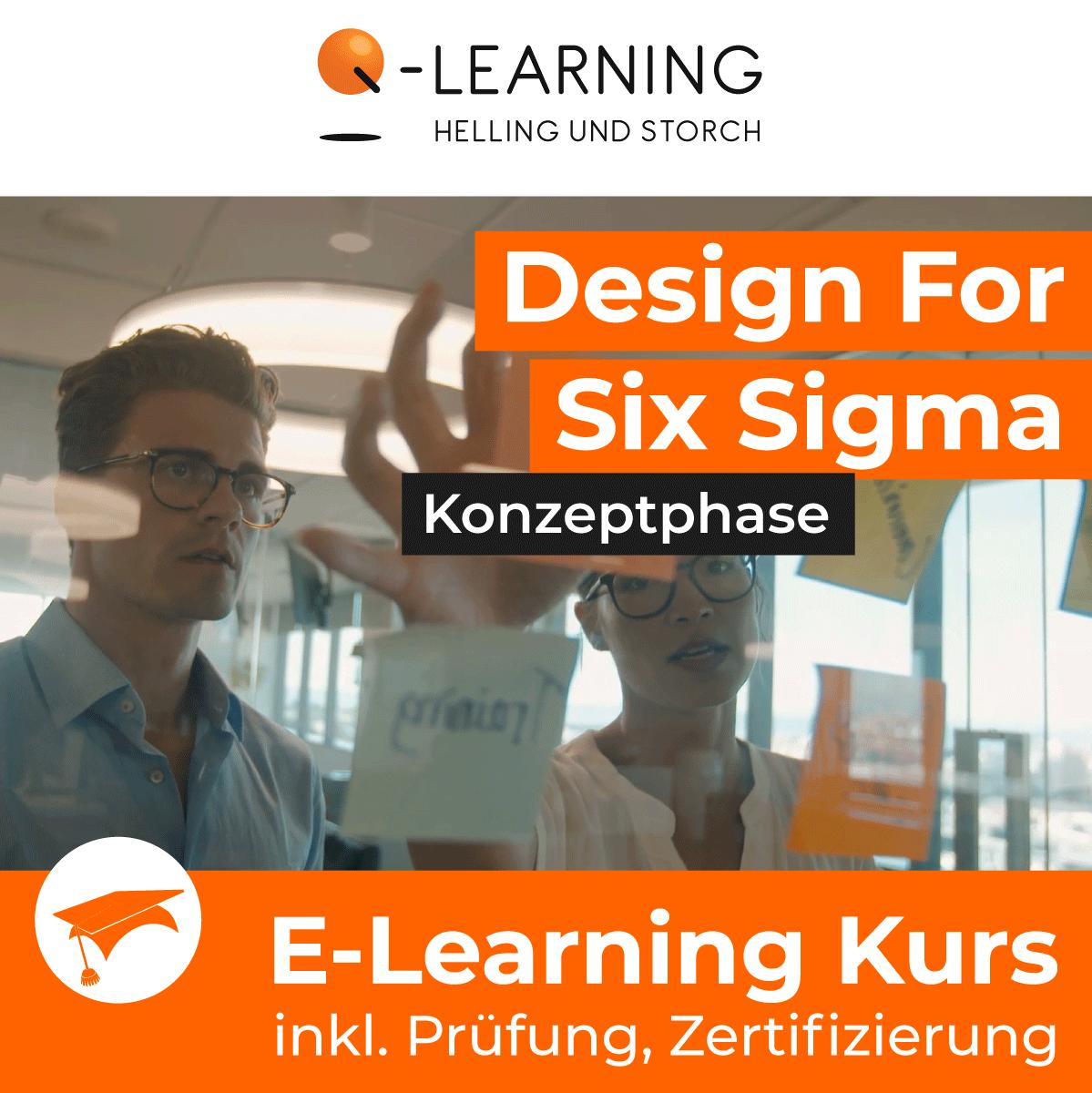 Produktbild DFSS BLACK BELT KONZEPT E-Learning Kurs