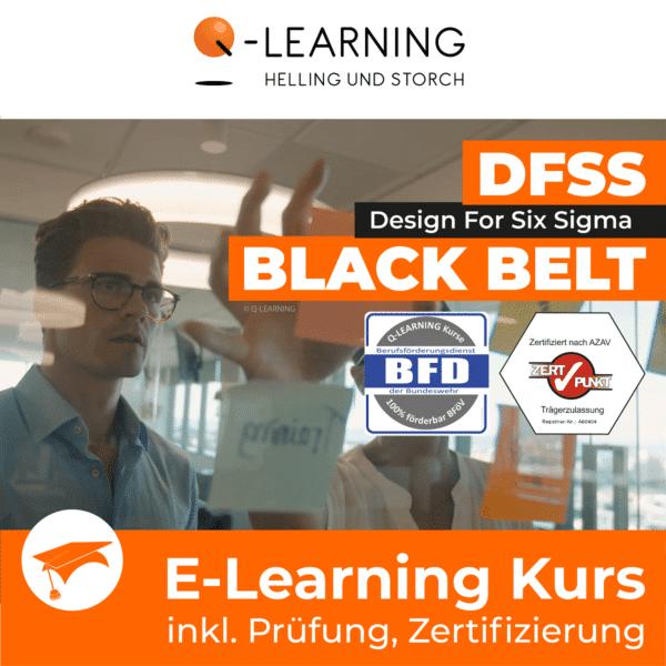 DFSS BLACK BELT E-Learning BFD
