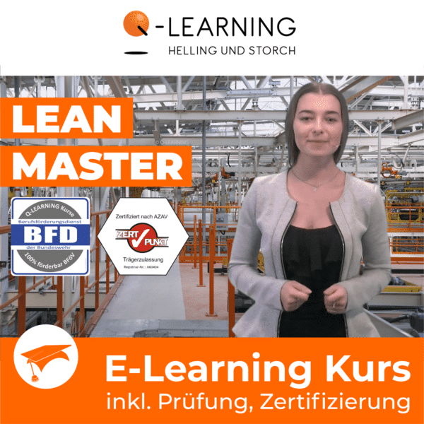 LEAN MASTER E-Learning BFD