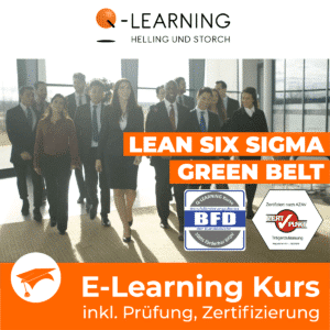 LEAN SIX SIGMA GREEN BELT E-Learning BFD