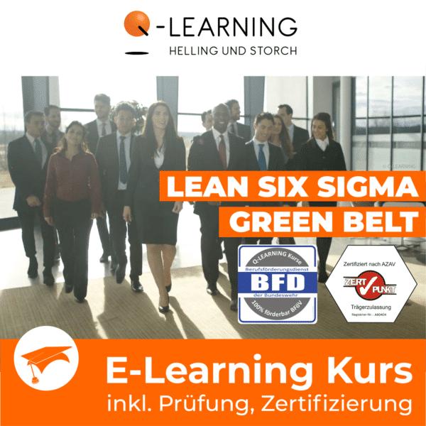 LEAN SIX SIGMA GREEN BELT E-Learning BFD