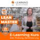 Produktbild LEAN MASTER Studenten E-Learning Kurs