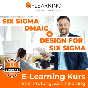 DFSS + SIX SIGMA BLACK BELT Studenten E-Learning