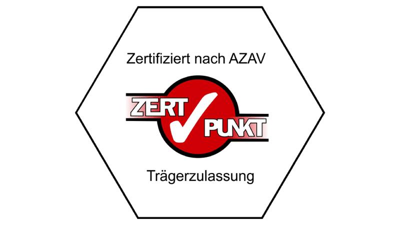 Q-LEARNING AZAV Zulassung