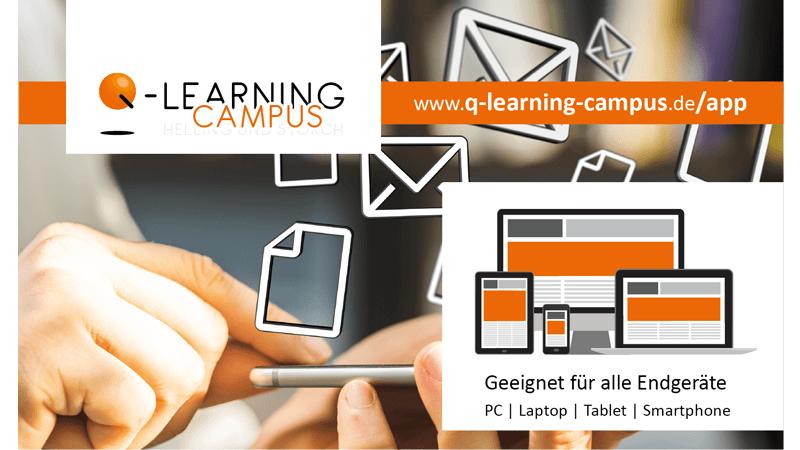 Q-LEARNING Campus App