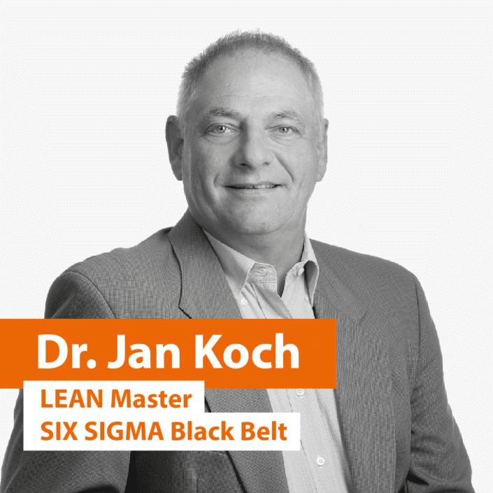 Teilnehmerstimme Dr. Jan Koch - LEAN SIX SIGMA Black Belt