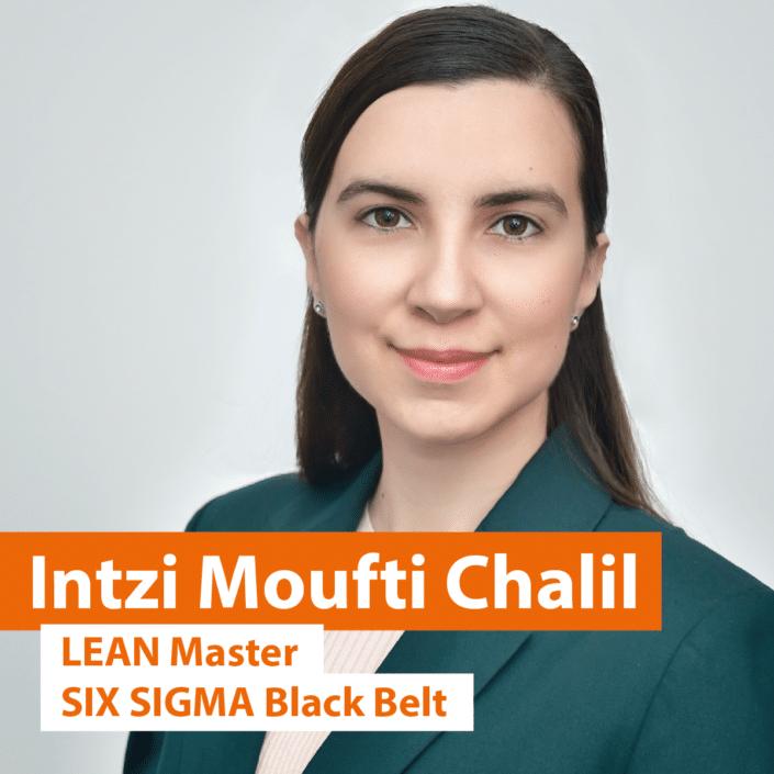Teilnehmerstimme Intzi Moufti Chalil - LEAN SIX SIGMA Black Belt