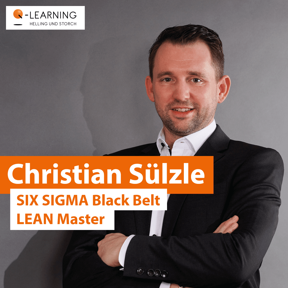 Portrait Bewertung Christian Sülzle | SIX SIGMA Black Belt LEAN Master