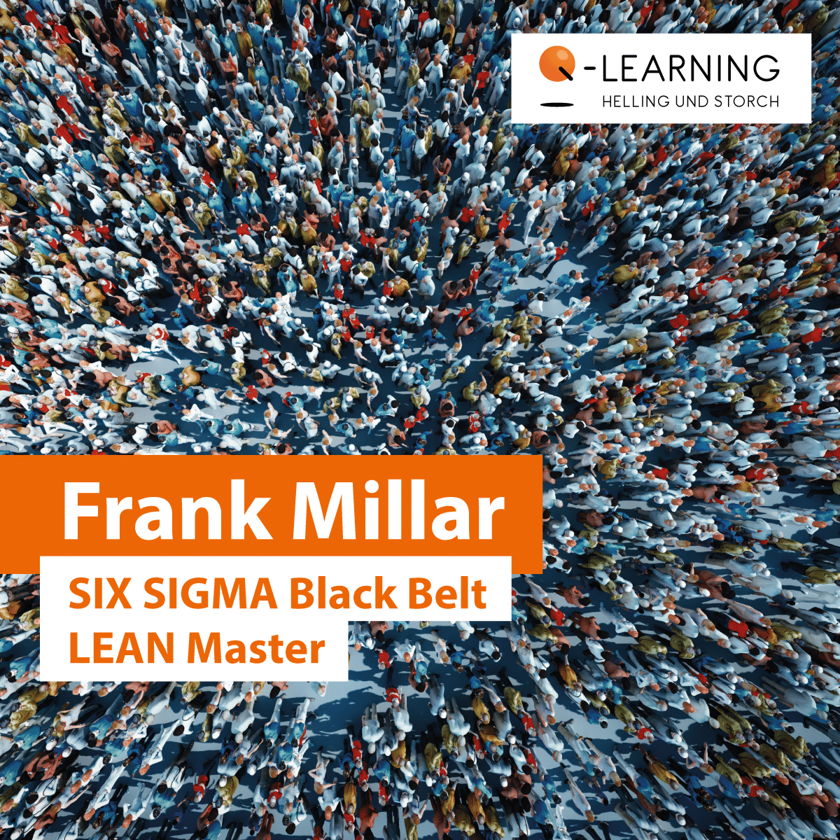 Portrait Bewertung Frank Millar | SIX SIGMA Black Belt LEAN Master