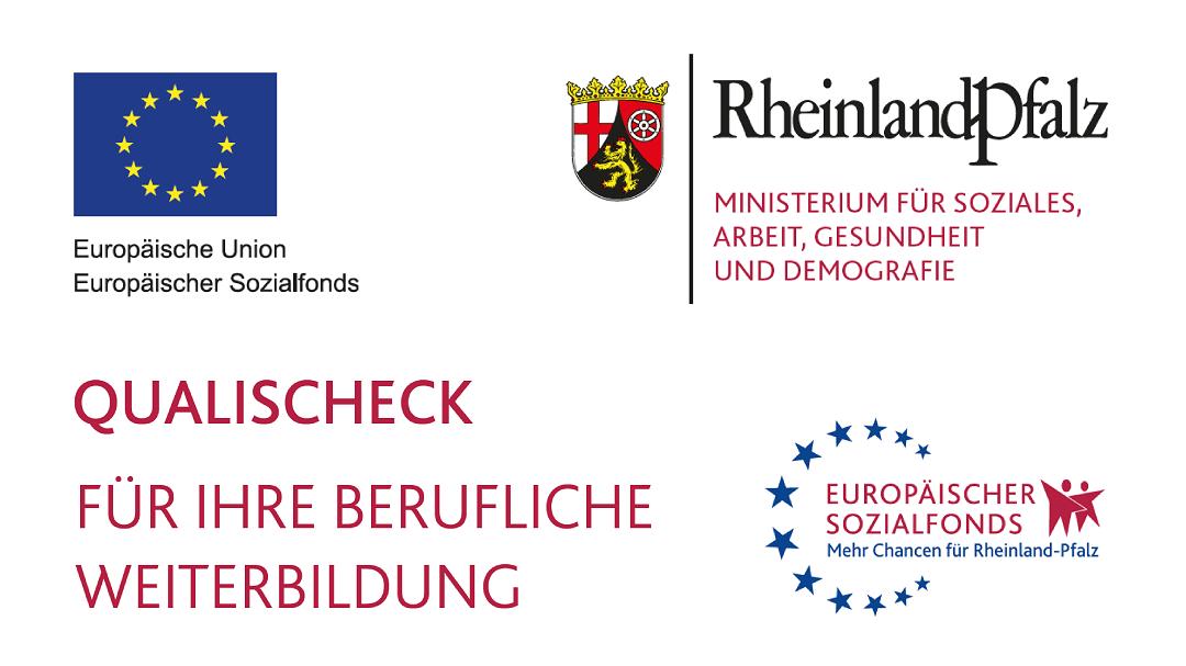 Q-LEARNING für QualiScheck Rheinland-Pfalz akkreditiert