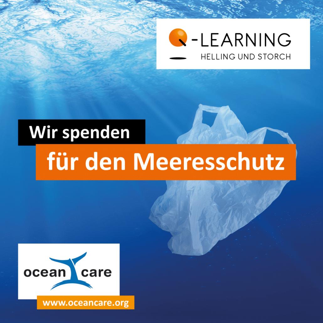 Oceancare gegen Plastik im Meer