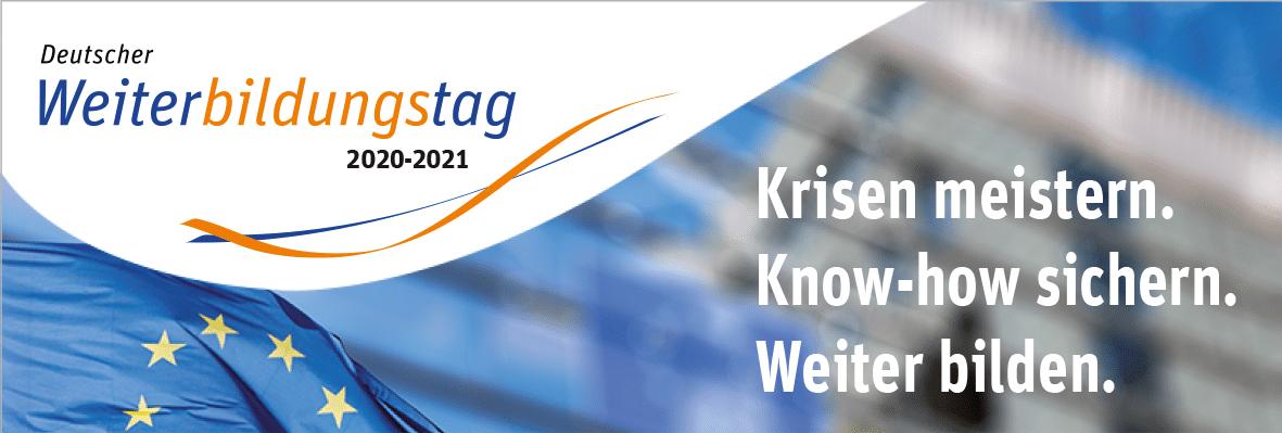 Deutscher Weiterbildungstag 2020-2021