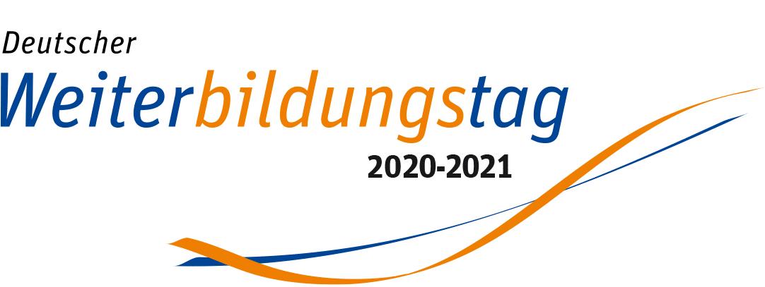 Deutscher Weiterbildungstag Logo