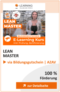 Produktbox LEAN Master AZAV
