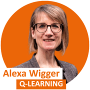 Alexa Wigger | Q-LEARNING Interview