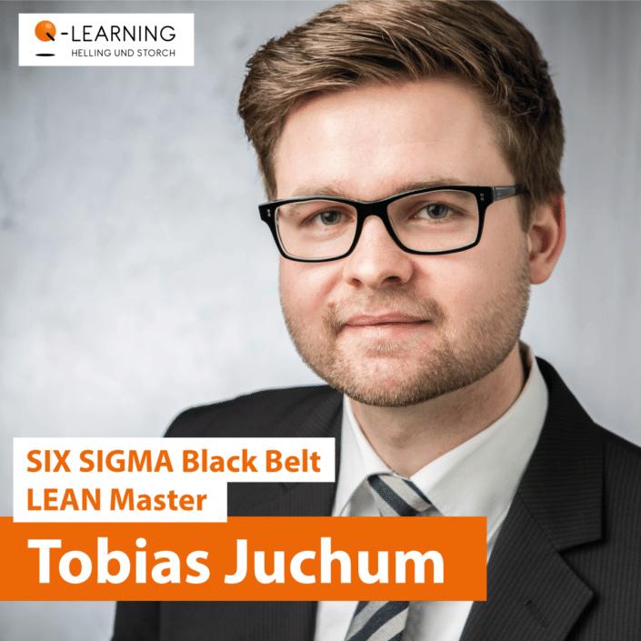 Teilnehmerstimme Tobias Juchum - SIX SIGMA Black Belt, LEAN Master