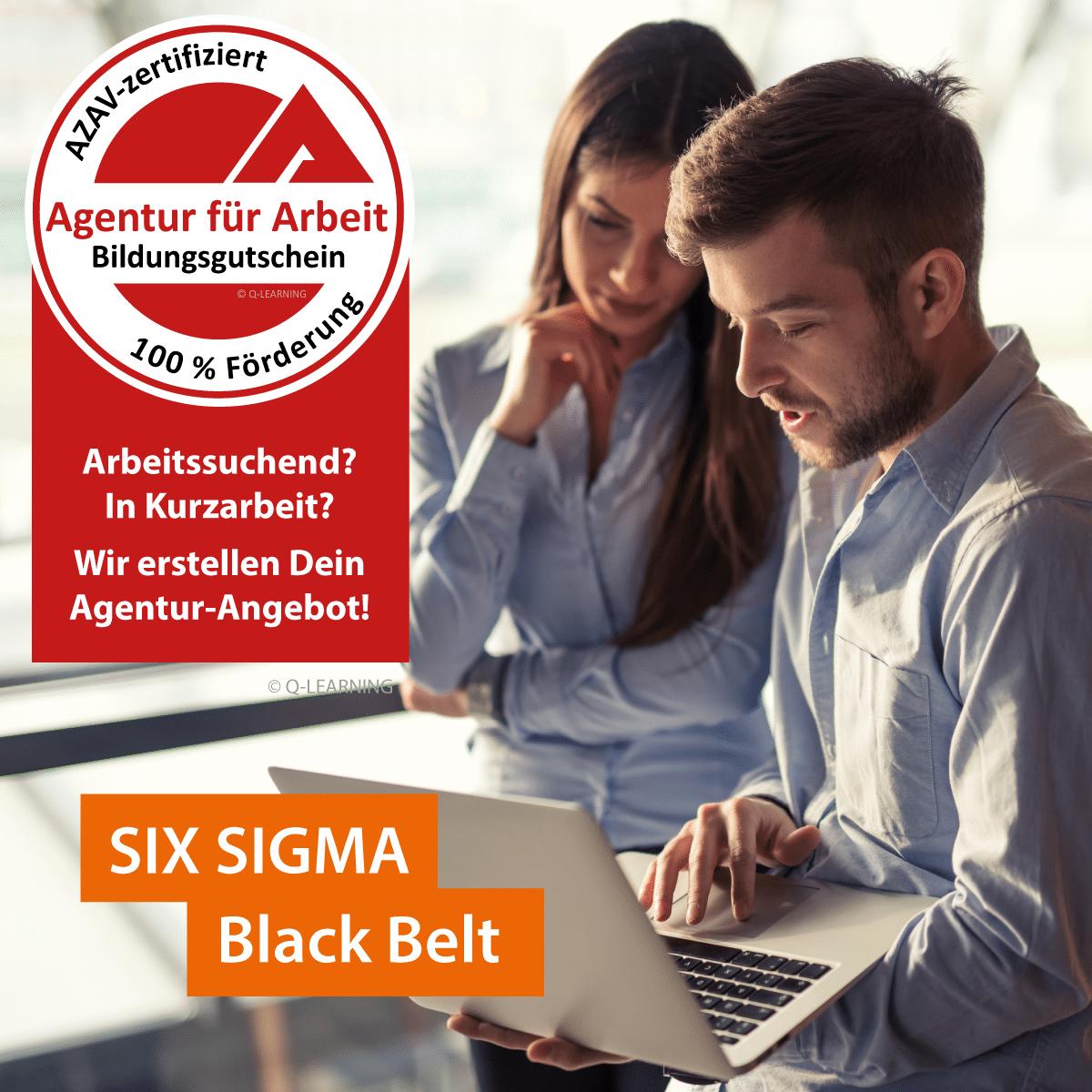 SIX SIGMA Black Belt AZAV 410040
