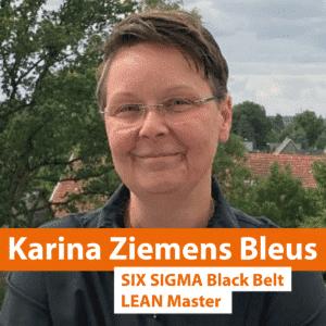 Teilnehmerstimme Erfolgsstory Karina Ziemens Bleus